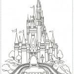 Magic Kingdom Coloring Pages Inspiring Pin Od Renata Na Disney Coloring Pages