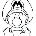 Mairo Coloring Pages Awesome Beautiful Yoshi Coloring Page Fvgiment