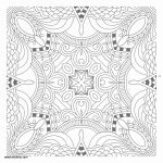 Mairo Coloring Pages Beautiful Inspirational Kaleidoscope Coloring Page 2019