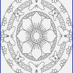 Mandala Coloring Pages for Children Amazing 13 Best Easy Mandala Coloring Pages
