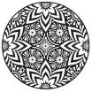 Mandala Coloring Pages Pdf Amazing the Best Free Mandala Drawing Images Download From 2016 Free