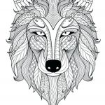 Mandala Coloring Pages Printable Beautiful Lovely Adult Coloring Pages Animals Fvgiment
