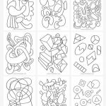 Mandala Coloring Pages Printable Free Creative Abstract Coloring Pages for Kids Mr Printables
