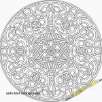 Mandala Coloring Pages Printable Pretty Luxury Irish Mandala Coloring Pages – Tintuc247