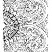 Mandala Coloring Printable Elegant Best Full Size Mandala Coloring Pages – Dazhou