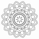 Mandala Coloring Printable Inspiring Lovely Stress Coloring Pages