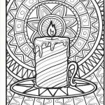 Mandala Coloring Printable Marvelous Lovely Stress Coloring Pages