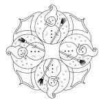 Mandala Coloring Printable Marvelous Prinable Coloring Pages