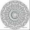 Mandala Coloring Printable Pretty Inspirational Free Geometric Coloring Pages for Adults