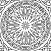 Mandala Printable Pages Wonderful New Mandala Art Coloring Pages – Tintuc247