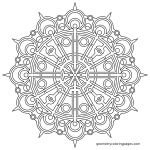 Mandalas to Color Free Awesome Incredible Free Printable Animal Mandalas Coloring Pages Of these
