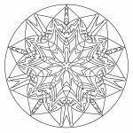 Mandalas to Color Free Beautiful Pin by Christine S Creations On Coloring Adult Mandala