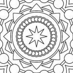 Mandalas to Color Free Excellent Www Free Mandala Coloring Pages Inspirational Easy Cute Coloring