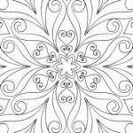 Mandalas to Color Pdf Best Free Coloring Pages Pdf format Mandala Coloring Pages Pdf Pleasing