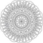 Mandalas to Color Pdf Creative Digital Mandala Art Coloring Page Printable Pdf Serenity Adult