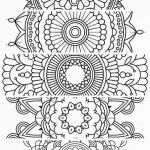 Mandalas to Color Pdf Excellent Free Coloring Pages Pdf format Beautiful Mandala Coloring Pages Pdf