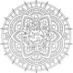 Mandalas to Color Pdf Inspiration Free Celtic Mandala Coloring Pages Luxury 20 New Advanced Mandala