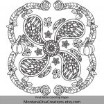 Mandalas to Color Pdf Inspirational Unique Zen Mandala Coloring Book