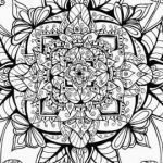 Mandalas to Color Pdf Inspired Free Coloring Pages Pdf format Mandala Coloring Pages Pdf Pleasing