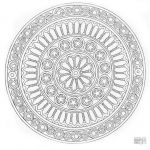 Mandalas to Color Pdf Marvelous Free Coloring Pages Pdf format Fresh 1 000 Free Printable Mandala