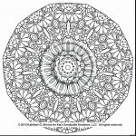 Mandalas to Color Pdf Pretty 30 Mandala Coloring Pages Printable Gallery Coloring Sheets