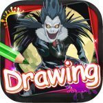 Manga Coloring Books Inspiration Draw and Paint Manga Coloring Books for Death Note