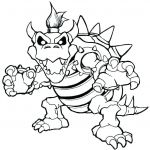 Mario Coloring Pages to Print Awesome Mario Brothers Coloring Pages – Stoughtonsoccerfo