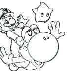 Mario Coloring Pages to Print Awesome Mario Coloring Pages Online – 488websitedesign