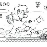 Mario Coloring Pages to Print Best Of 5 Best Mario Coloring Pages 91 Gallery Ideas