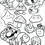 Mario Coloring Pages to Print Best Of Mario Kart Coloring – Psubarstool
