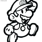 Mario Coloring Pages to Print Fresh Mario Printable and Coloring Pages to Print and Coloring Page and