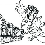Mario Coloring Pages to Print Inspirational Coloring Pages Super Coloring Pages Odyssey Colouring Bros
