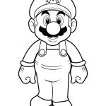 Mario Coloring Pages to Print New Super Bros Printable Coloring Pages Picture Mario Colouring – Longes