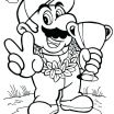Mario Coloring Pages to Print Unique Mario Kart 7 Printable Coloring Pages – Johnrozumart