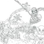Marvel Coloring Pages for Kids Inspirational Printable Coloring Pages Of Superheroes – Sharpball
