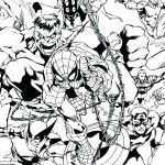 Marvel Coloring Pages for Kids Inspiring Avengers Coloring Pages – Newyorkdaily