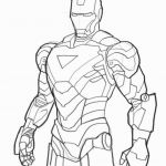Marvel Coloring Pages for Kids Marvelous Iron Man Coloring Pages Fresh Iron Man Coloring Page Lovely How to
