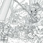 Marvel Coloring Pages New Lego Spiderman Coloring Pages New Marvel Coloring Book Awesome Ic
