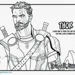 Marvel Coloring Pages Unique Thor Coloring Pages