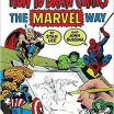 Marvel Heroes Coloring Book Amazing How to Draw Ics the Marvel Way Stan Lee John Buscema