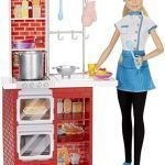 Mermaid Dollz Maker Creative Buy Barbie Careers Pasta Chef Multi Color Line at Low Prices In