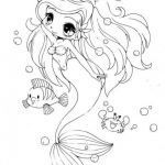 Mermaid Printables Coloring Exclusive Pin by Wongru On Dolly Creppy