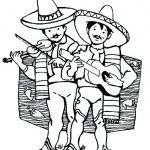 Mexico Flag Coloring Unique Coloring Pages Flag Page Printable New State Mexico – Longesfo
