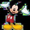Mickey and Minnie Holding Hands Inspiration Mickey Mouse