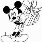 Mickey and Minnie Mouse Coloring Pages Awesome Mickey and Minnie Coloring Pages New Minnie School Girl Mickey Mouse
