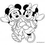 Mickey and Minnie Mouse Coloring Pages Fresh Coloring Page Coloring Page Mickey Mouse to Color by