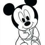 Mickey and Minnie Mouse Coloring Pages Inspirational Baby Mickey Mouse Drawings – Running Down