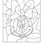 Mickey and Minnie Mouse Coloring Pages Unique Beautiful Minnie and Mickey Mouse Coloring Sheets – Nicho