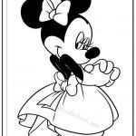 Mickey and Minnie Mouse Coloring Pages Unique Pin Od Magic Color Book Na Mickey Mouse Coloring Pages Free – Fun Time