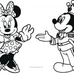 Mickey Mouse Coloring Book Beautiful New Baby Minnie and Mickey Coloring Pages – Kursknews